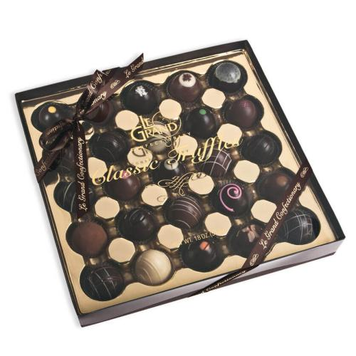 Box of Chocolates - large truffles