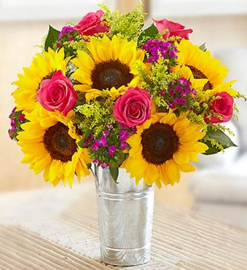 Sunflower Lover\'s Bouquet